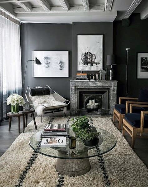 Unique Living Room Ideas For Guys