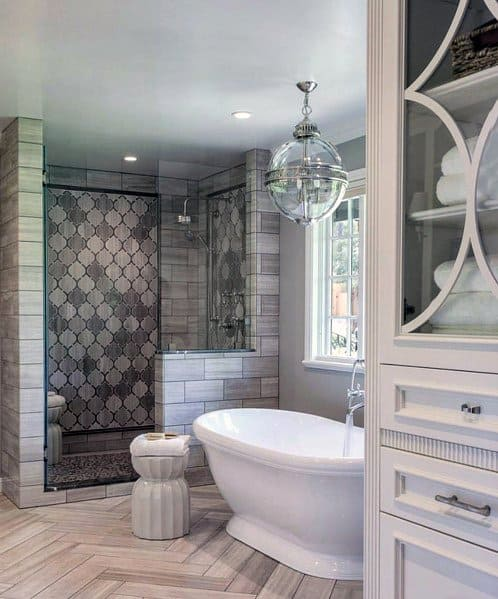 Unique Master Bathroom Designs