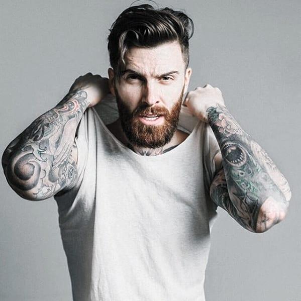 Pleasing 50 Medium Beard Styles For Men Masculine Facial Hair Ideas Schematic Wiring Diagrams Phreekkolirunnerswayorg