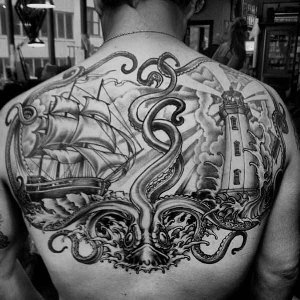 Unique Mens Epic Tattoos