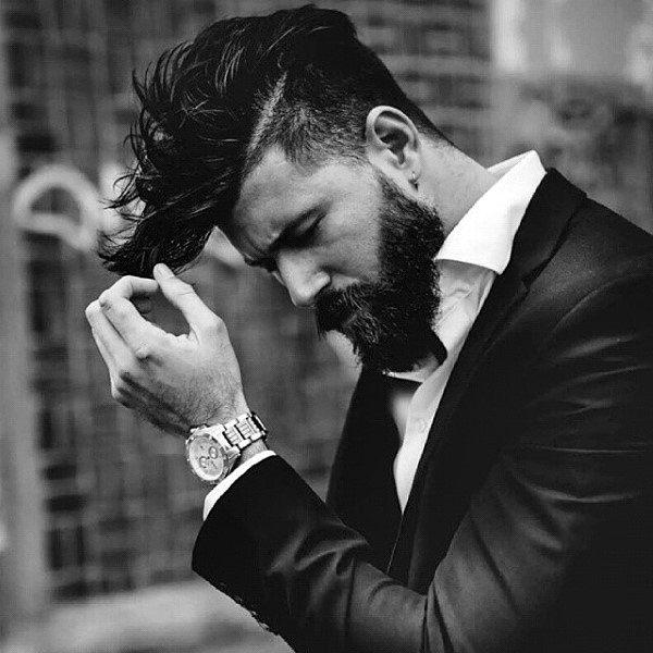 Unique Mens Undercut Haircut