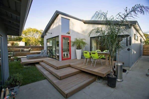 Unique Modern Deck Designs