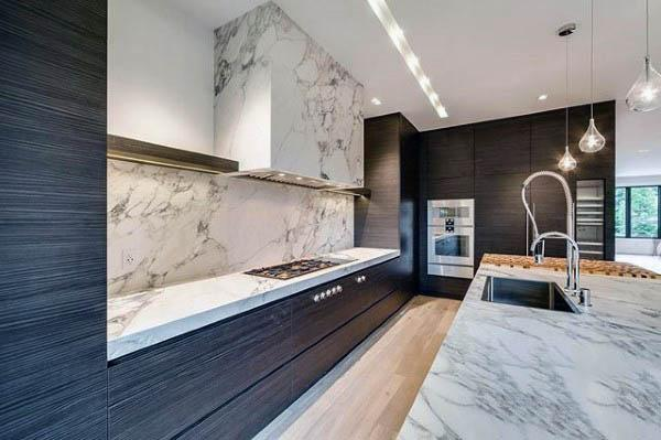 Unique Modern Kitchen Designs