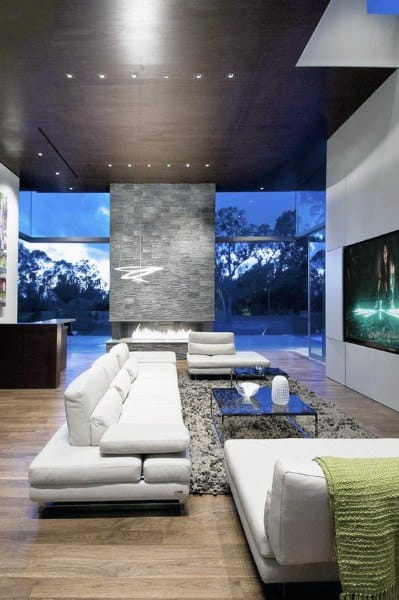 Unique Modern Living Room Ideas