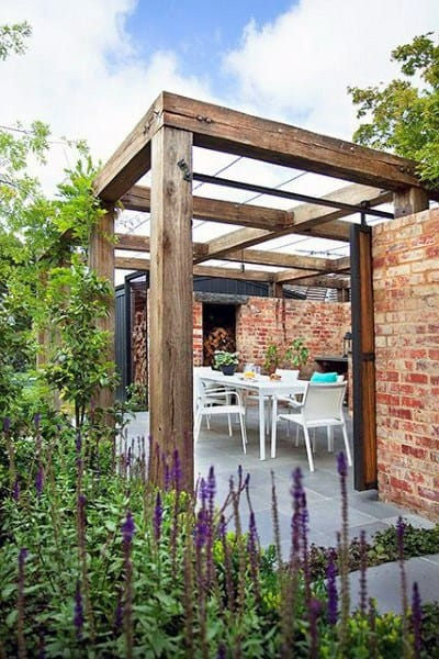 Unique Pergola Design Ideas