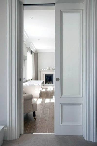Unique Pocket Door Designs