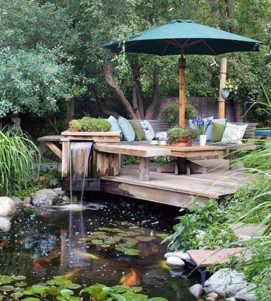 Unique Pond Ideas