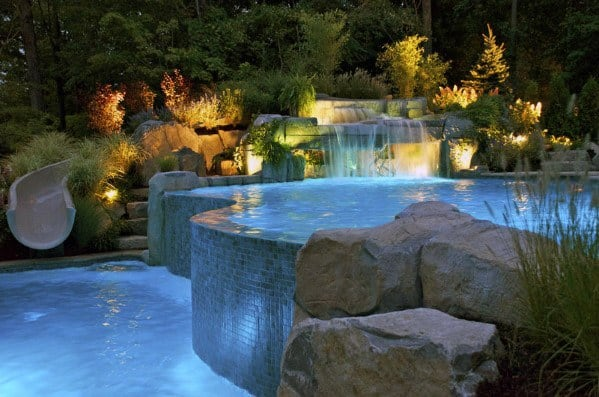 Unique Pool Landscaping Designs