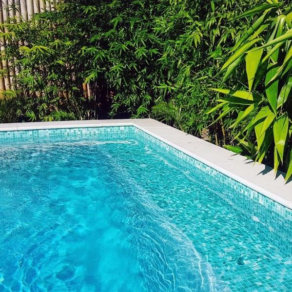 Unique Pool Tiles