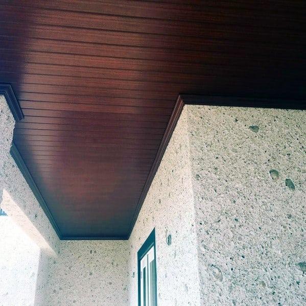 Unique Porch Ceiling Home Ideas