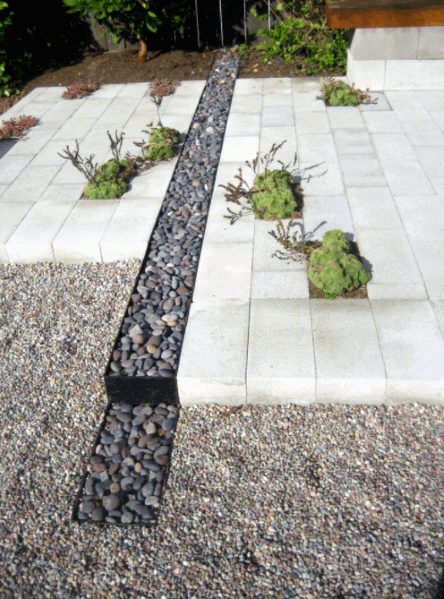 Top 50 Best River Rock Landscaping Ideas - Hardscape Designs on Rock Patio Designs id=18491