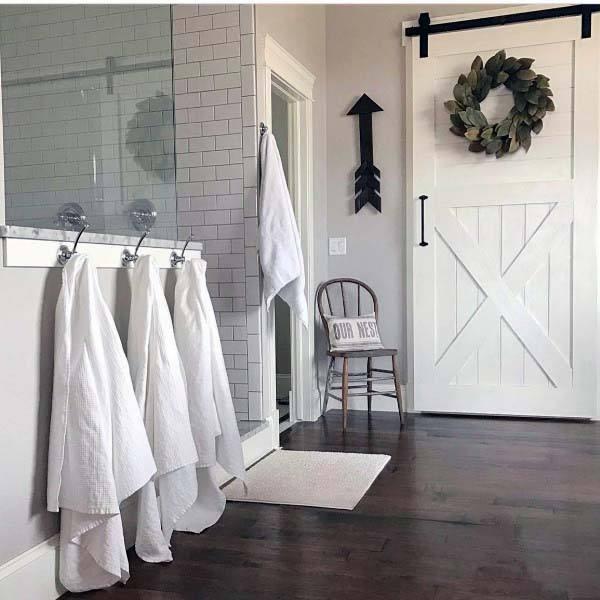 Unique Rustic Bathroom Ideas