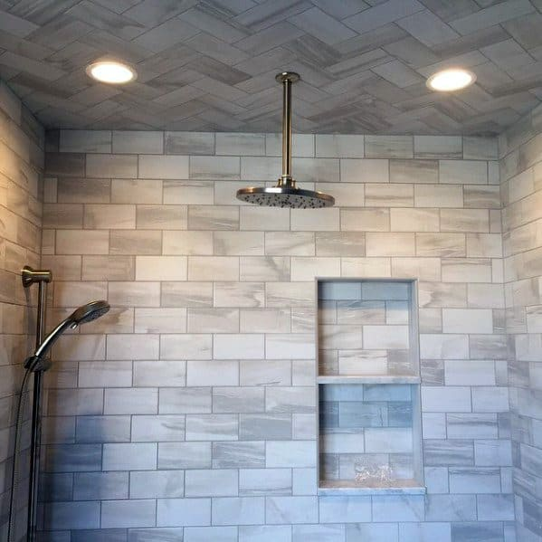 Unique Shower Lighting Designs