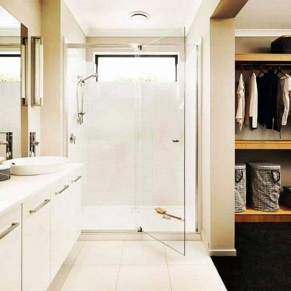 Unique Shower Window Designs