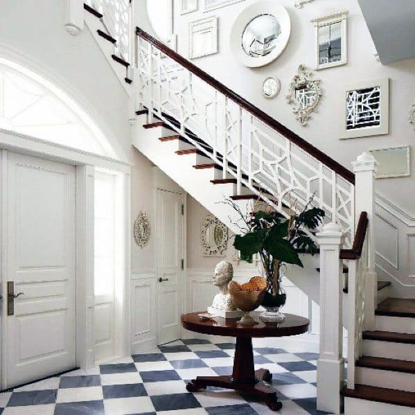 Unique Stair Railing