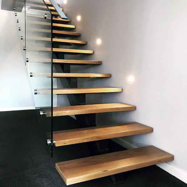 Unique Staircase Lighting Designs