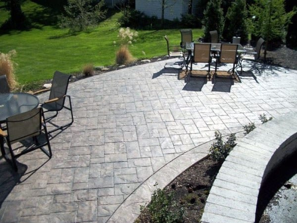 Unique Stamped Concrete Patio Ideas