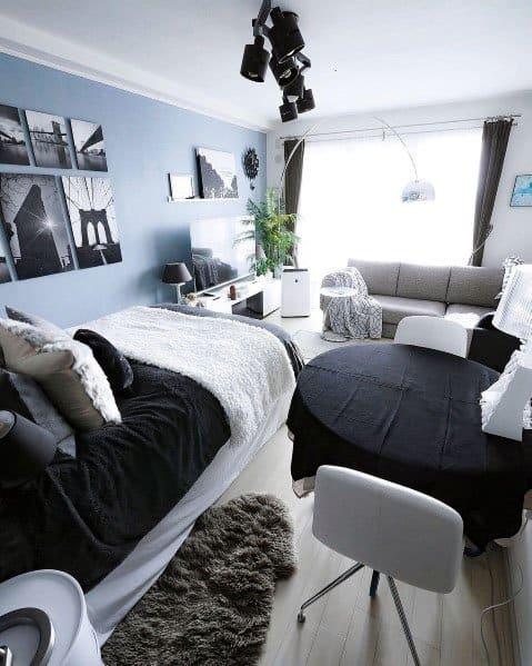 Unique Studio Apartment Designs