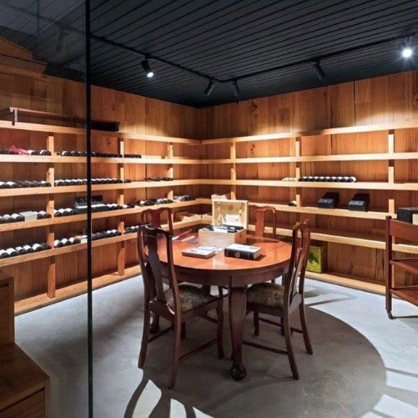 Unique Track Lighting Home Ideas For Wine Rom