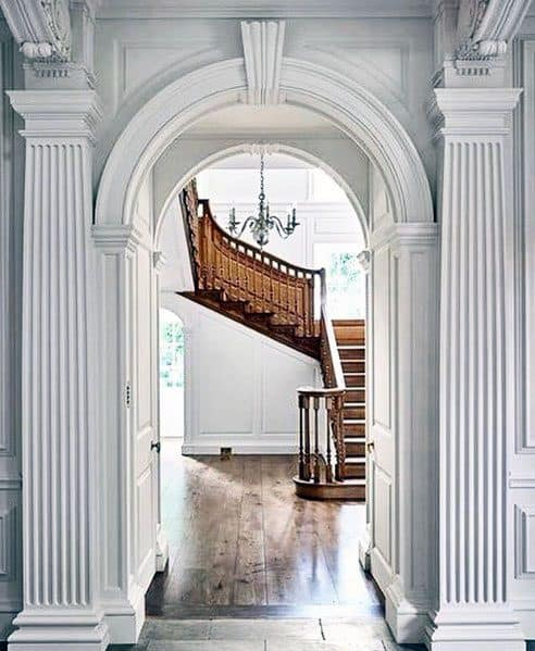 Unique Wood Stairs