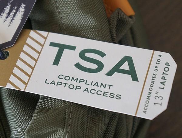 United By Blue 24l Arid Backpack Tsa Compliant Laptop Access Tag