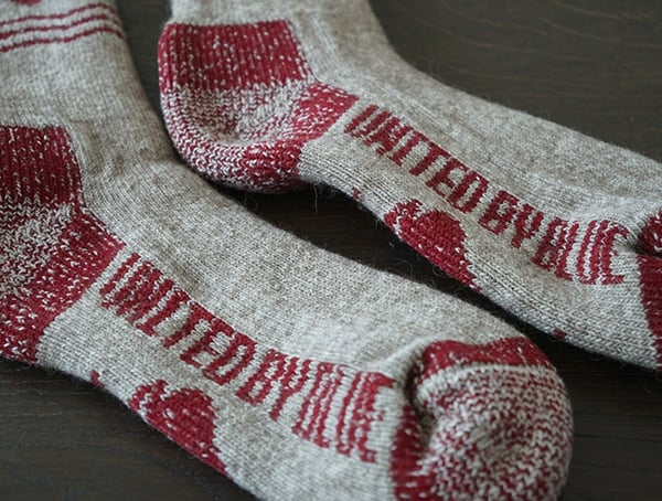 United By Blue Ultimate Bison Sock Made In The Usa