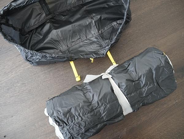 Unpacking Sierra Designs Sweet Suite 3 Tent