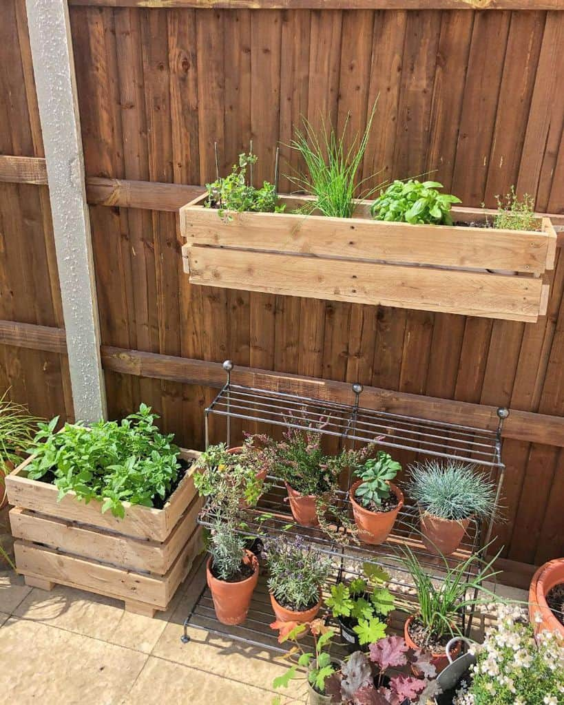 upcycled pallet garden ideas new.house.home