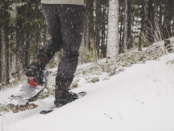 Uphill Traction Msr Lightning Ascent Snowshoes Reviews