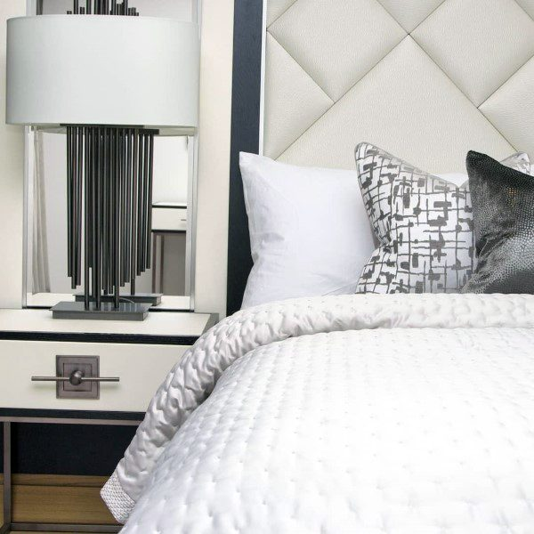 Upholstered Headboard Design Ideas