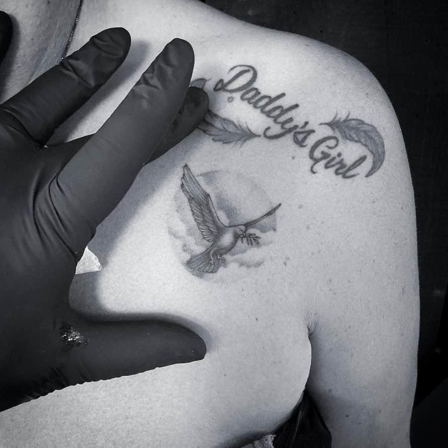 Upinarms Single Needle Tattoo