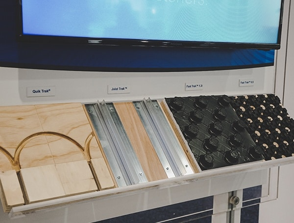 Uponor In Flooring Heat Options 2019 Nahb Show Las Vegas
