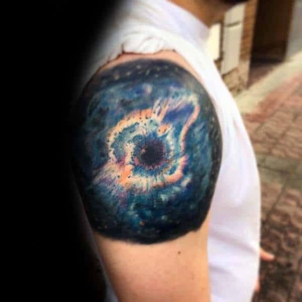 nebula tattoo designs - photo #10
