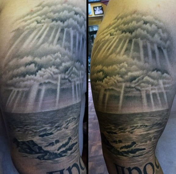 Top 113 Beach Tattoo Ideas [2020 Inspiration Guide]