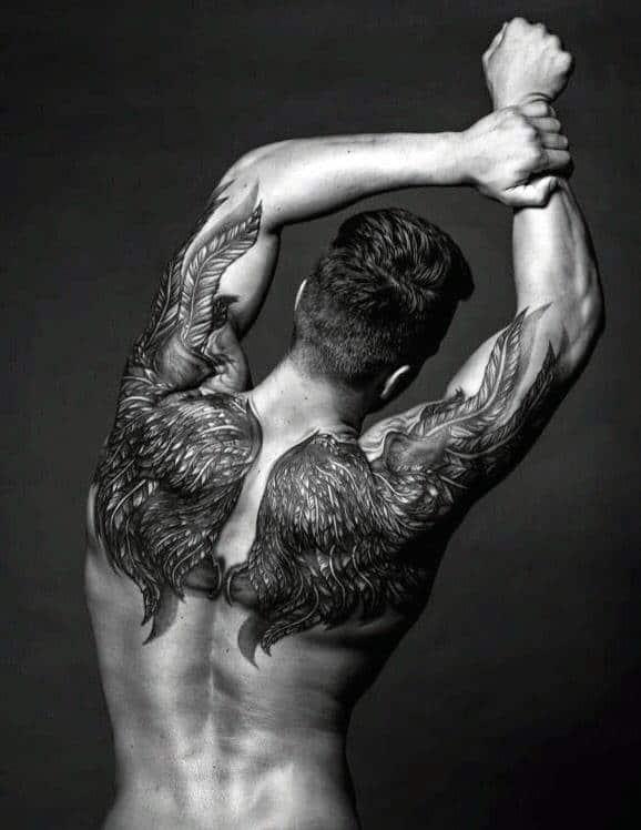 Tatuajes En La Espalda Para Hombres