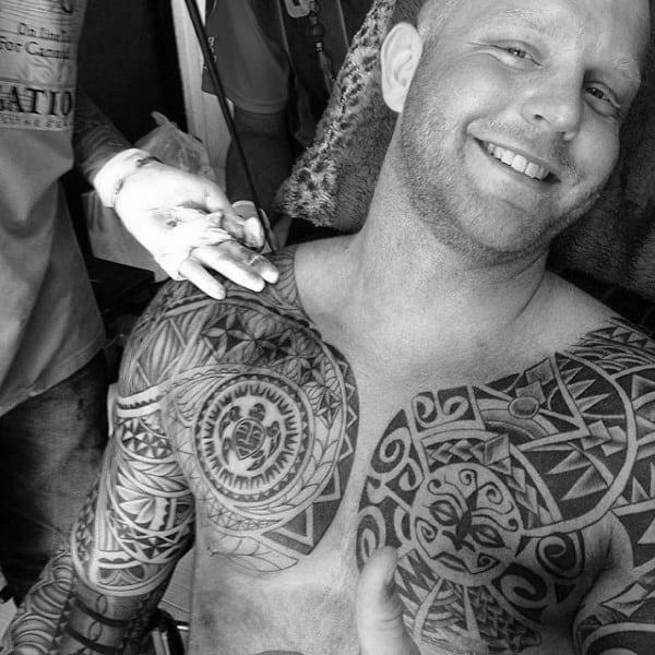 Maori Tattoo Technique: Top 93 Maori Tattoo Ideas [2020 Inspiration Guide]