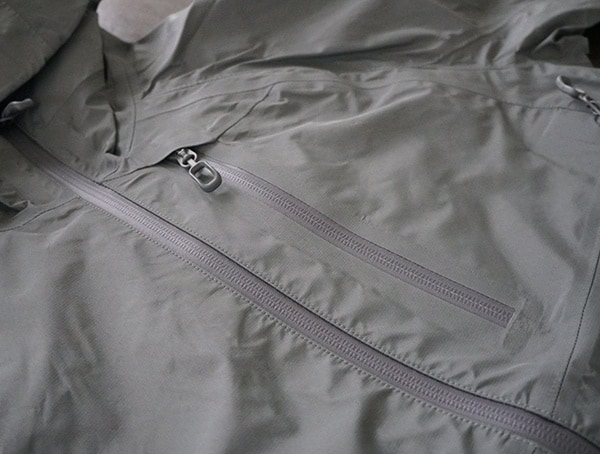 Upper Chest Pocket Closed Mens Beyond Clothing K6 Arx Rain Jacket