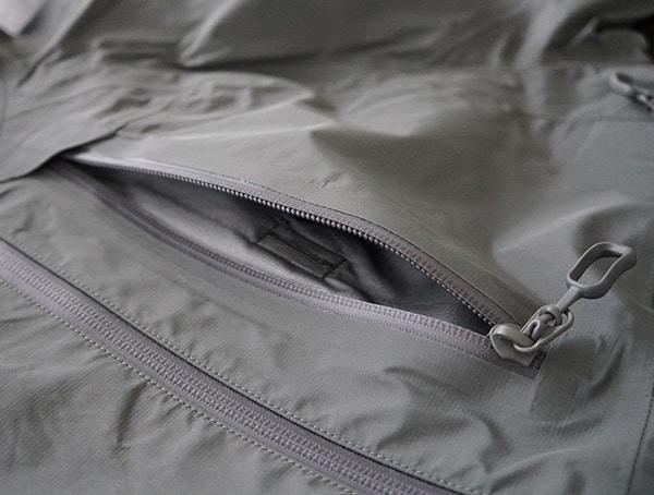 Upper Chest Pocket Copen Mens Beyond Clothing K6 Arx Rain Jacket