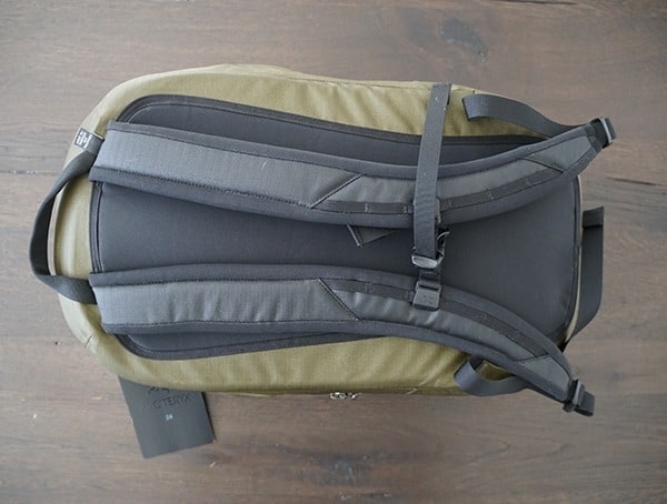 Urban Day Pack Arcteryx Granville 16 Zip Backpack Back