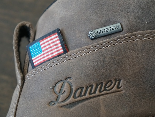 Usa Made Mens Hiking Danner Crag Rat Boot With Gore Tex Badge