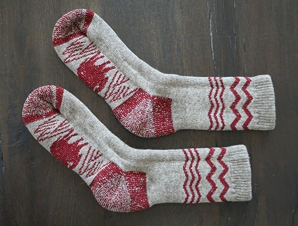 Usa Made Mens Socks United By Blue Ultimate Bison