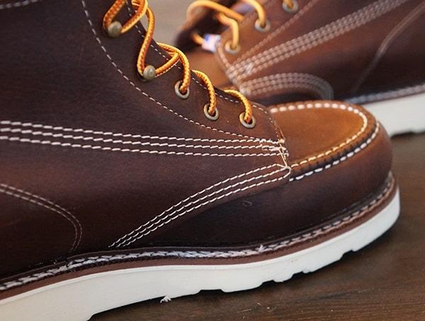 Usa Made Mens Work Boots Carolina 6 Inch