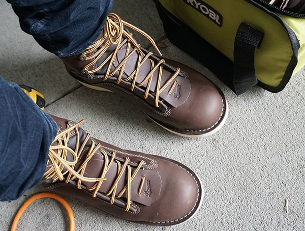 Usa Made Mens Work Boots Danner Quarry