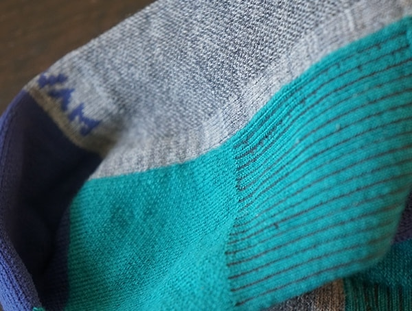 Usa Made Socks Wigwam Detail Bottom