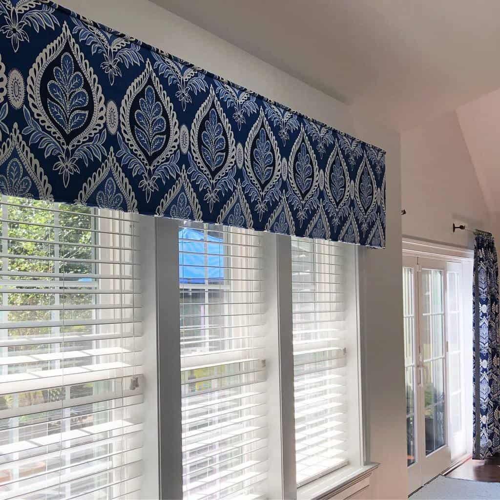 Valance Cornice Window Treatments Ideas Diffmiller