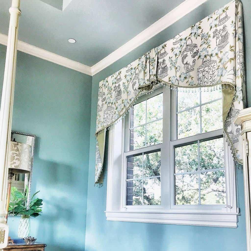 Valance Cornice Window Treatments Ideas Thegreatcurtainco