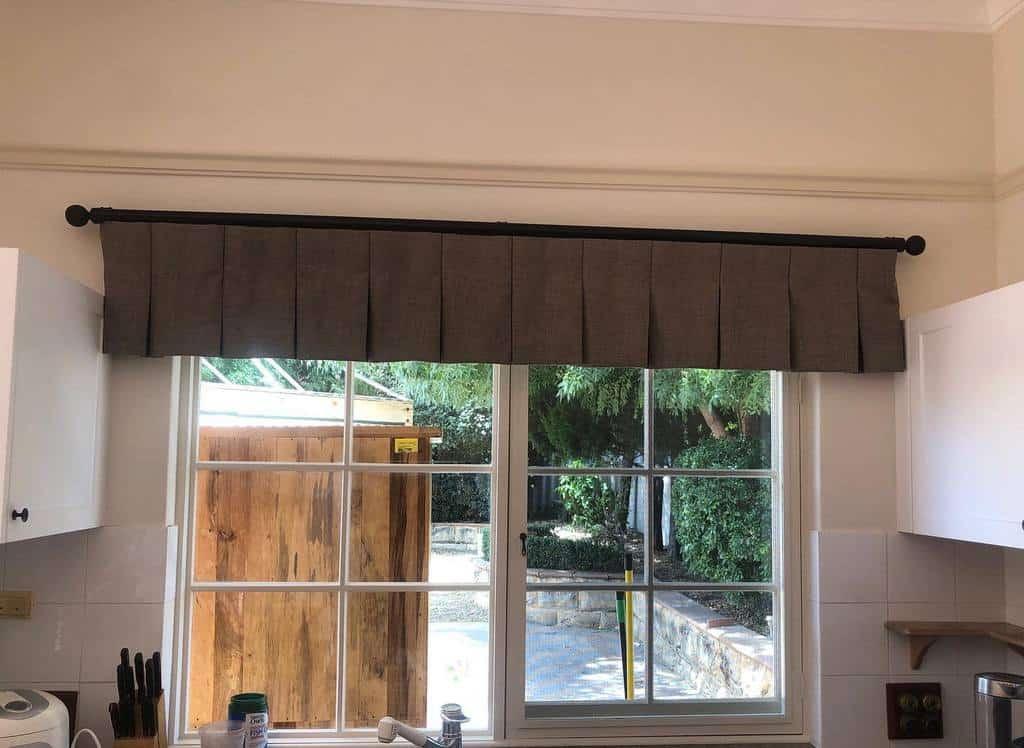 valance kitchen curtain ideas eiffelcurtainsandblinds