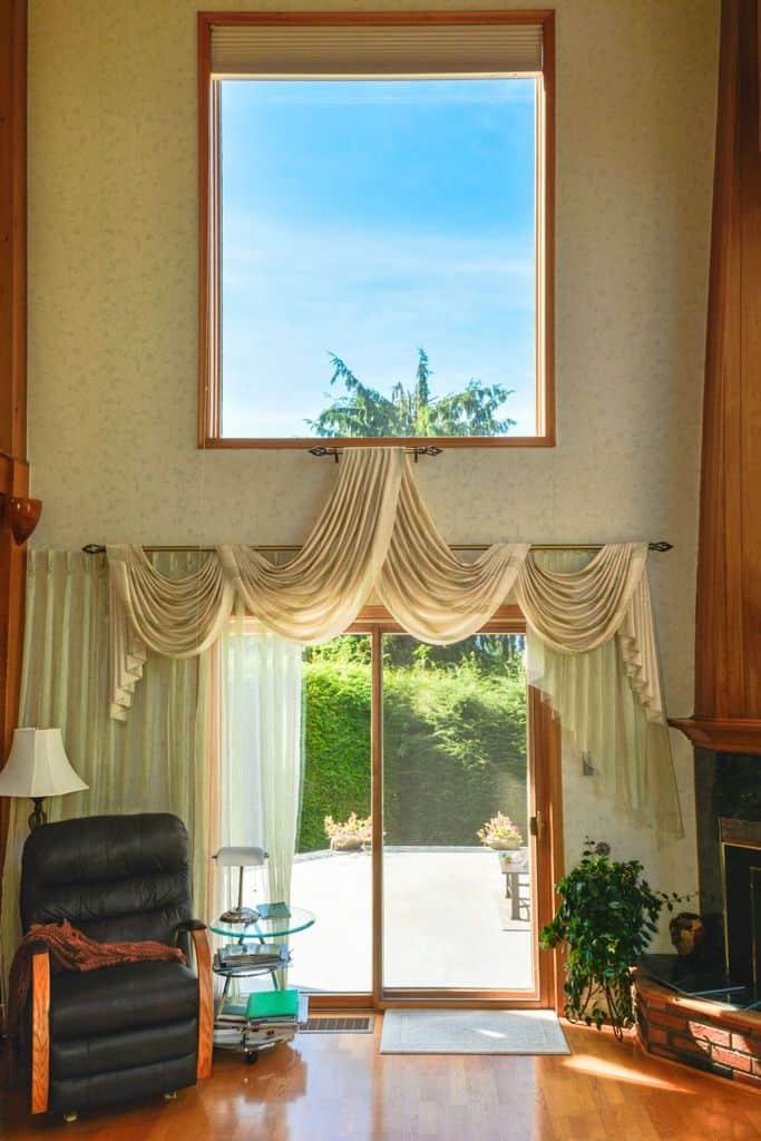 Valance Pelmet Cornice Living Room Curtain