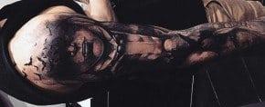 60 Vampire Tattoos For Men – Bite Into Cool Designs