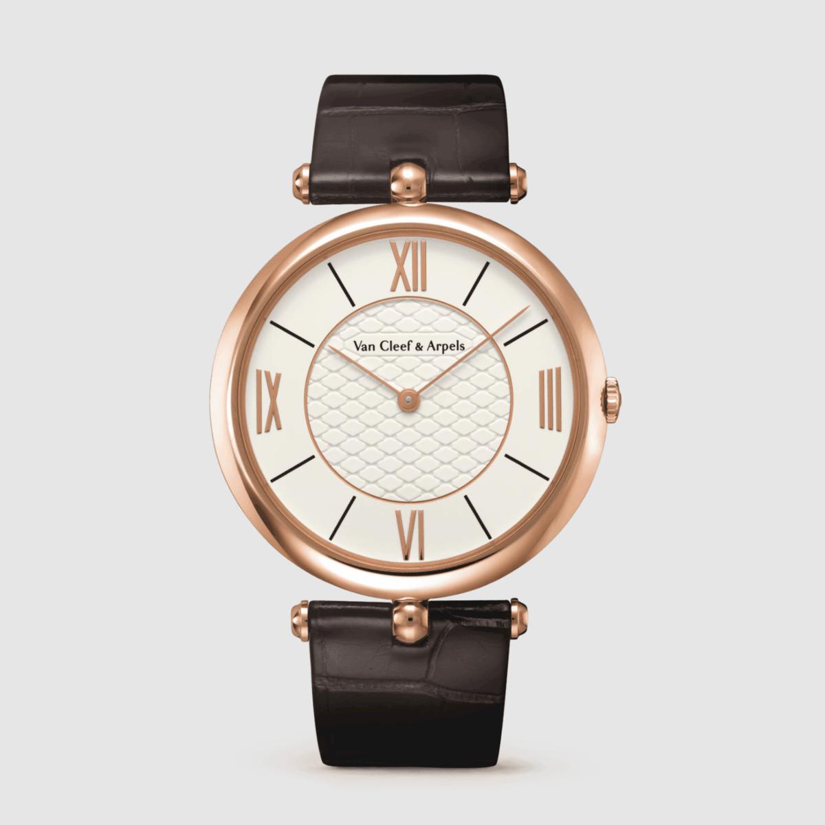 van-cleef-gold-watch